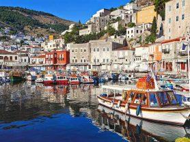 """Poseidon"" >Athens – Cape Sounion – Delphi – One Day Cruise"
