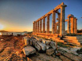 """""""HYDRA"""" >Athens – Cape Sounion – One Day Cruise – Epidaurus – Mycenae"""