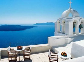 Mykonos – Santorini – Athens