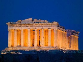 """Apollon"" >Athens – Delphi – Santorini"