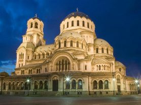Balkans – Greek Unesco Monuments>Belgrade – Bucharest – Sofia- Thessaloniki – Meteora – Athens