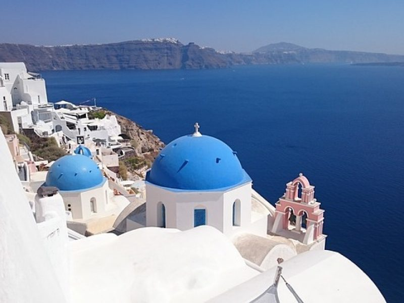 Aegean Glory > Athens – Santorini – Mykonos – Athens | Greece | Tour 8 Days with half day cruise in Santorini!