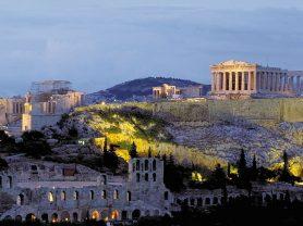 Aegean Glory > Athens – Santorini – Mykonos – Athens | Greece | Tour 8 Days with half day cruise in Santorini!