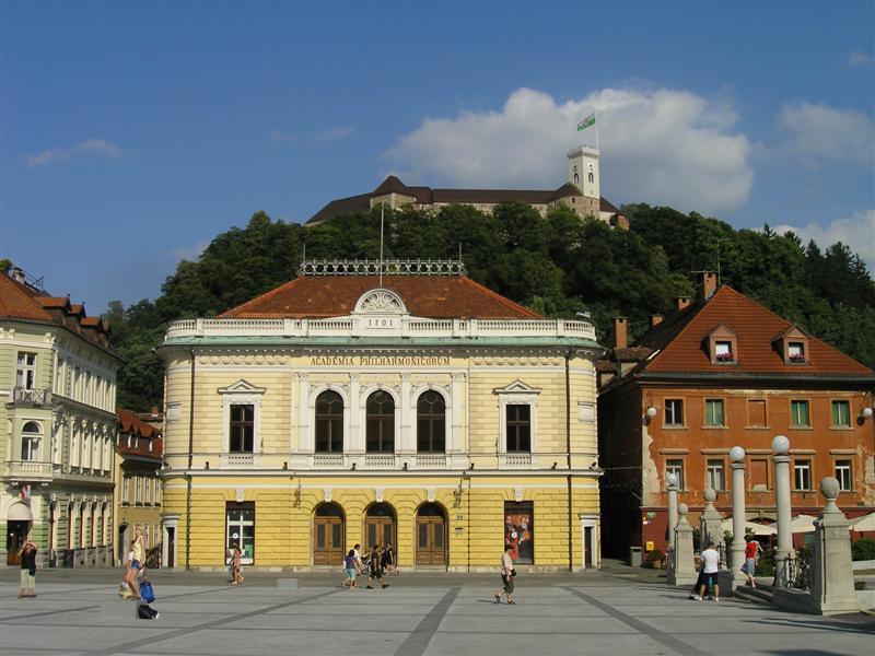 Athens – Ljubljana (with Bled)