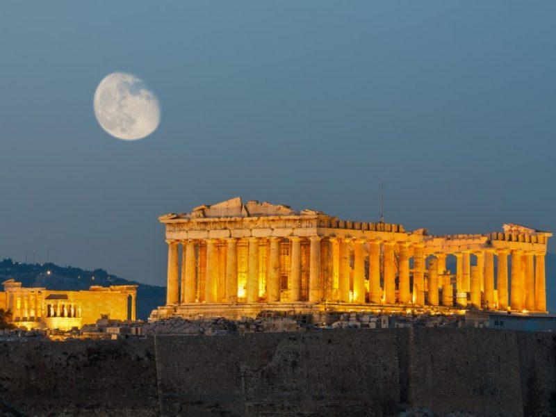 """""""Agamemnon"""" >Athens – Epidaurus – Mycenae – Olympia – Delphi – Meteora – Athens – Santorini – Athens"""