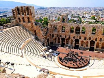 Athens – Cape Sounion – One Day Cruise – Epidaurus – Mycenae