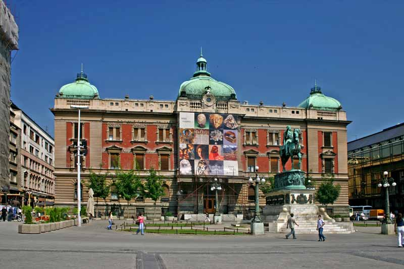 belgrade-national-museam-serbie-balkans-europe-Cel-tours