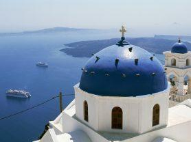 Athens – Santorini – Crete