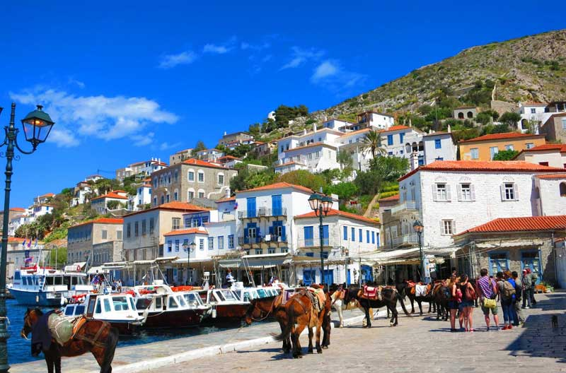 Athens – One day cruise – Hydra