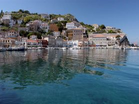 Cruise to the Saronic gulf Islands