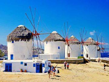 """""""Manto"""" >Athens – Mykonos – Athens"""