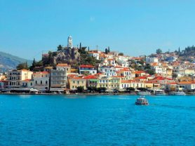 Cruise to the Saronic gulf Islands
