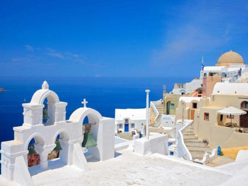 Athens – Mykonos – Santorini – Athens