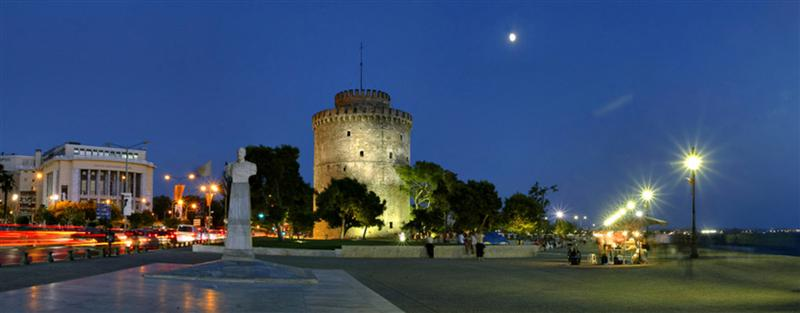 thessaloniki-white-tower-panorama-night-macedonia-greece-cel-tours