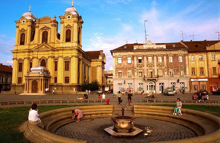 Τιμισοάρα-Βελιγράδι-Σερβίας-τετράγωνο-3-Βαλκάνια-Ευρώπη-οι-περιηγήσεις