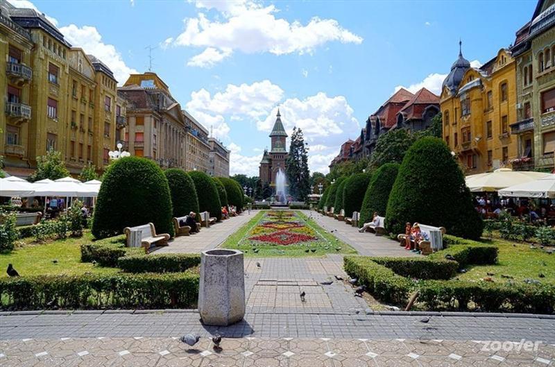 Τιμισοάρα-Βελιγράδι-Σερβίας-τετράγωνο-Βαλκάνια-Ευρώπη-οι-περιηγήσεις